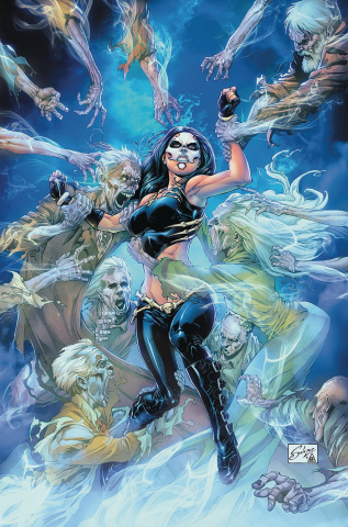 Grimm Fairy Tales: Dance of the Dead #6 (Salazar Cover)