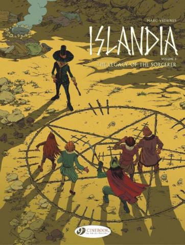 Islandia Vol. 3: Legacy of the Sorcerer