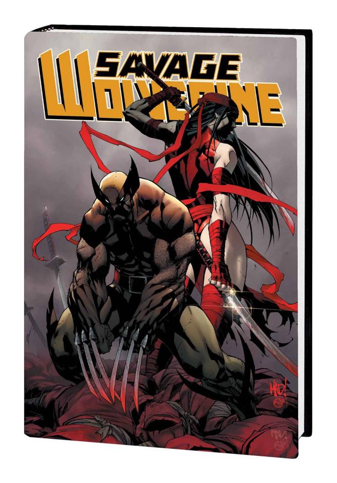 Savage Wolverine Vol. 2: Hands on a Dead Body