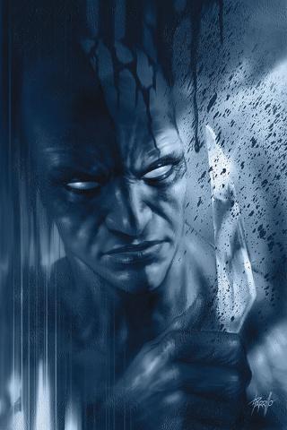 The Death-Defying Devil #3 (30 Copy Parrillo Blue Cover)