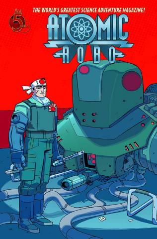 Atomic Robo: The Flying She-Devils of the Pacific #4