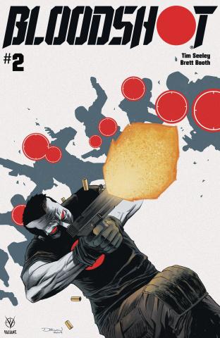 Bloodshot #2 (Shalvey Cover)