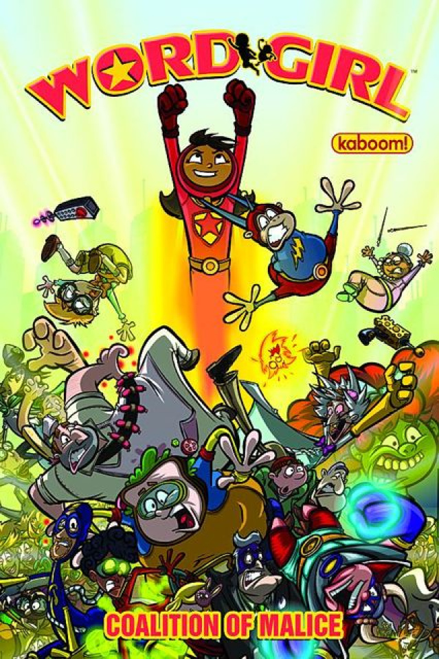 Wordgirl: Coalition of Malice