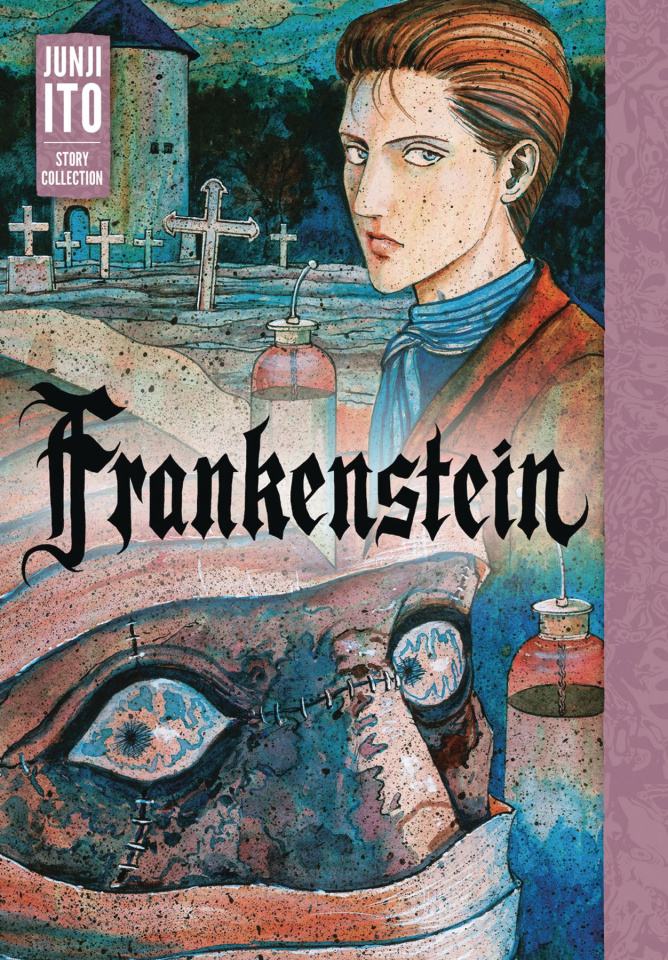 Frankenstein: The Junji Ito Story Collection