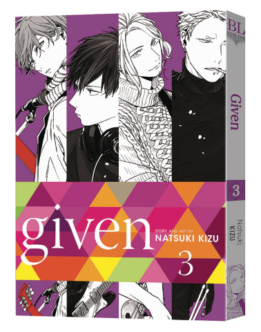 Given Vol. 3
