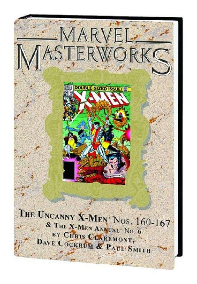 Uncanny X-Men Vol. 8 (Marvel Masterworks)