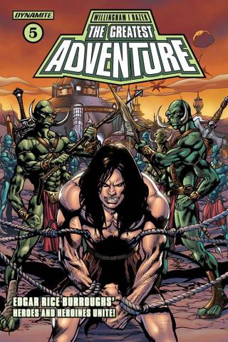 The Greatest Adventure #5 (Castro Cover)