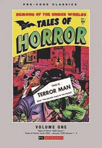Tales of Horror Vol. 1