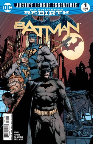 Justice League Essentials: Batman #1 (Rebirth)