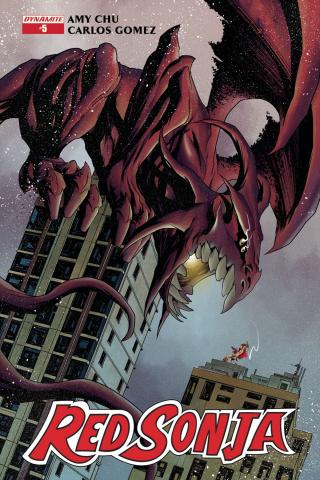 Red Sonja #5 (McKone Cover)