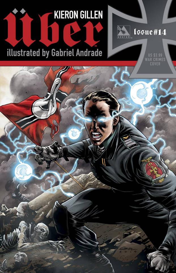 Über #14 (War Crimes Cover)