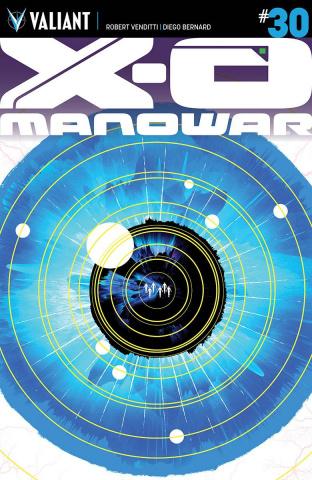 X-O Manowar #30 (Variant Cover)