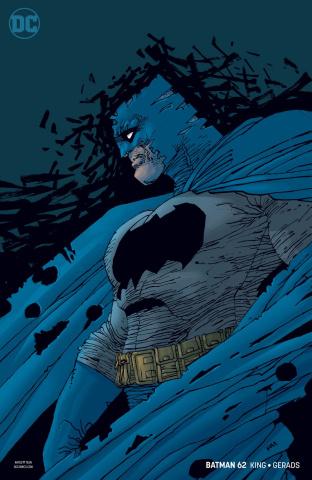 Batman #62 (Variant Cover)