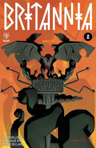 Britannia #2 (Nord Cover)