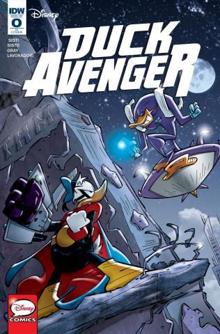 Duck Avenger #0 (10 Copy Cover0