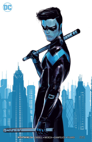 Nightwing #56 (Variant Cover)