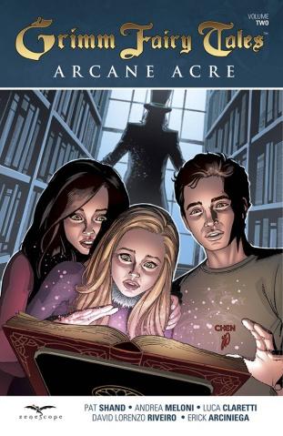 Grimm Fairy Tales: Arcane Acre Vol. 2