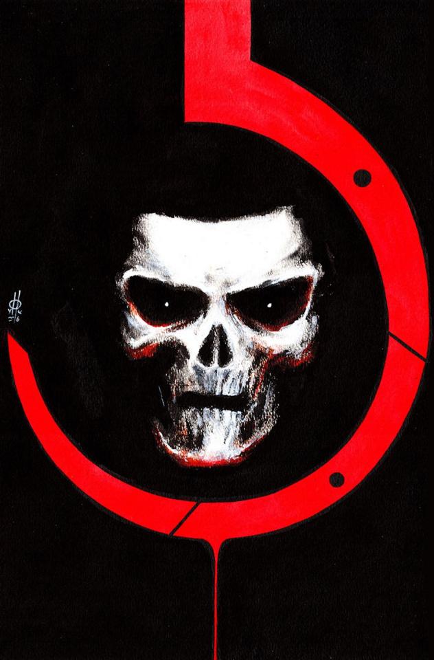 Divinity III: Shadowman #1 (Rudy Cover)