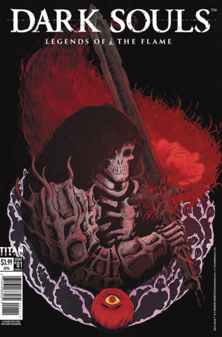 Dark Souls: Legends of the Flame #2 (Penman Cover)