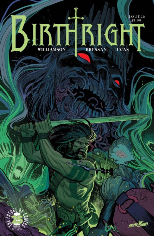 Birthright #26 (Lorenzo De Felici Cover)