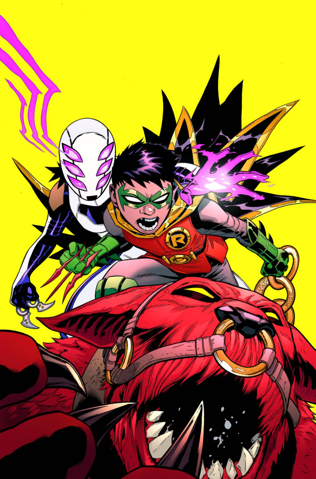 Robin: Son of Batman #9