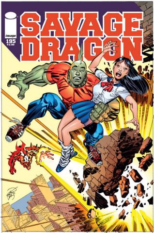 Savage Dragon #195