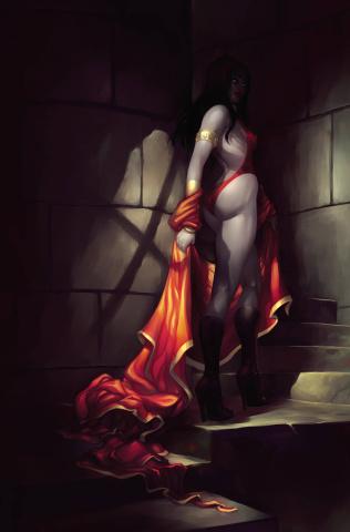 Vampirella #12 (11 Copy Hetrick Virgin Cover)