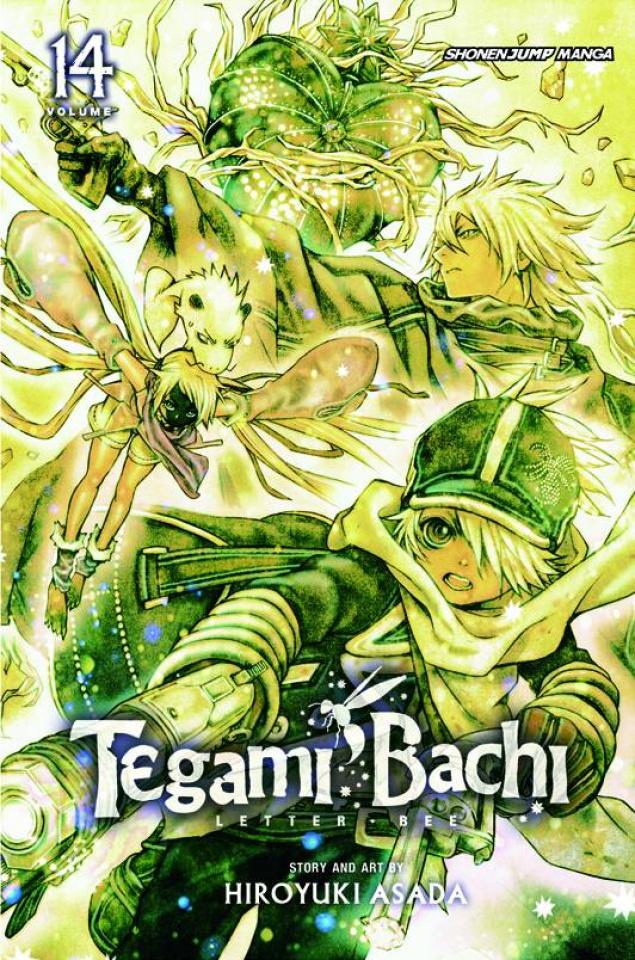 Tegami Bachi Vol. 14
