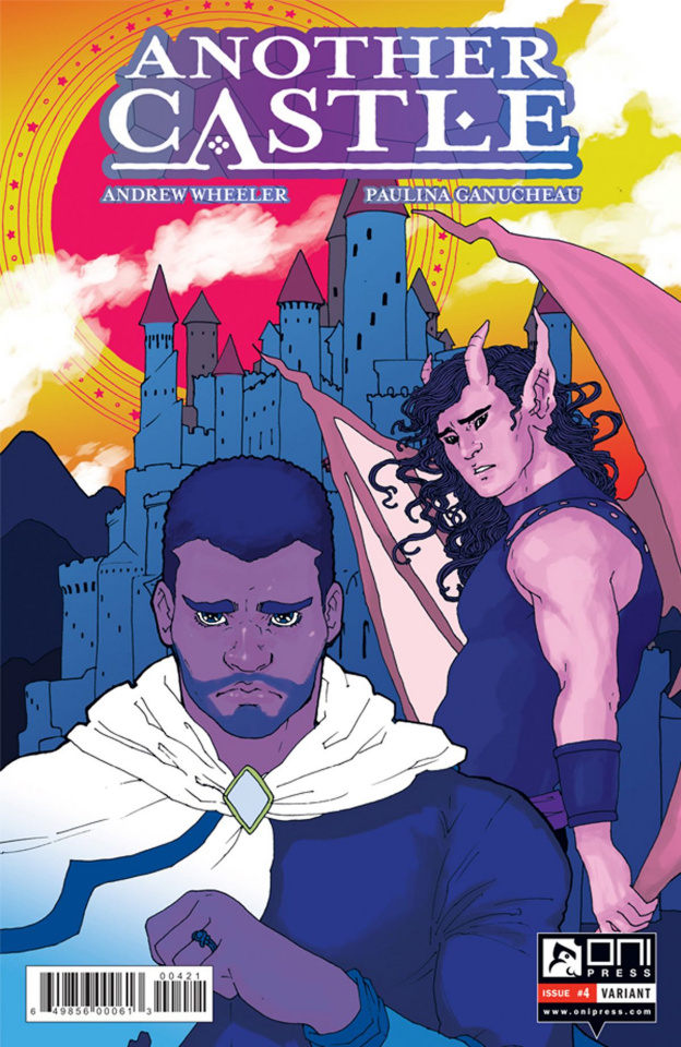 Another Castle #4 (Trungles Cover)