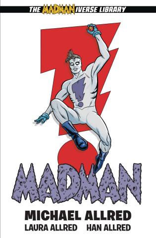 Madman Vol. 1 (Library Edition)