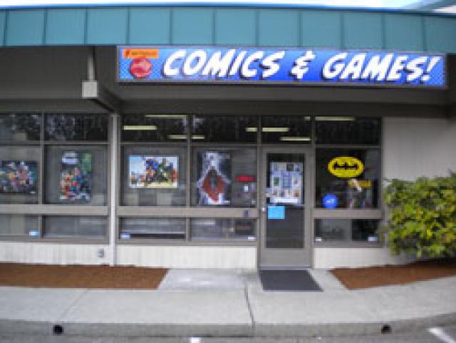 Fantasium Comics