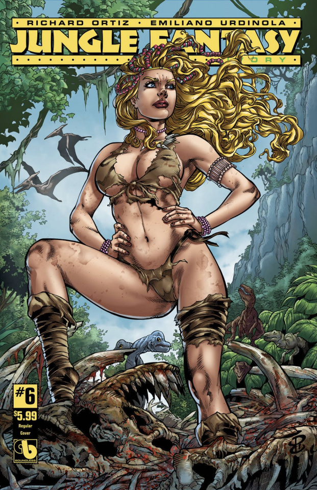Jungle Fantasy: Ivory #6