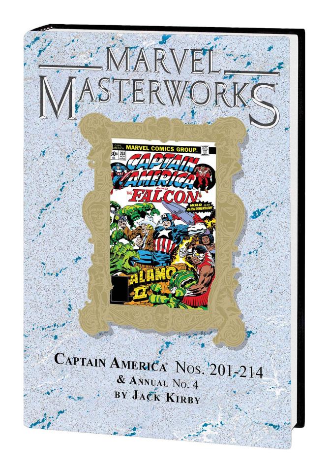 Captain America Vol. 11 (Marvel Masterworks)