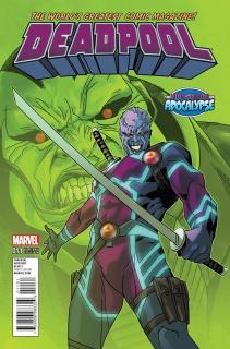 Deadpool #11 (AoA Cover)