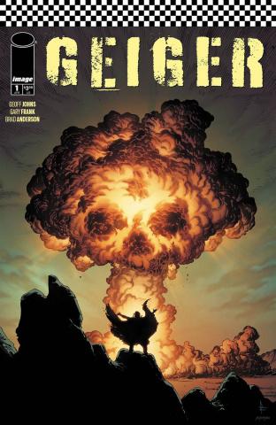 Geiger #1 (Frank Cover)