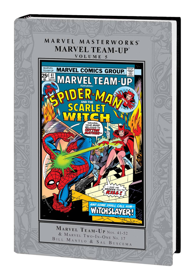 Marvel Team-Up Vol. 5 (Marvel Masterworks)