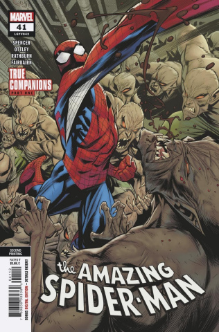 The Amazing Spider-Man #41 (2nd Printing)