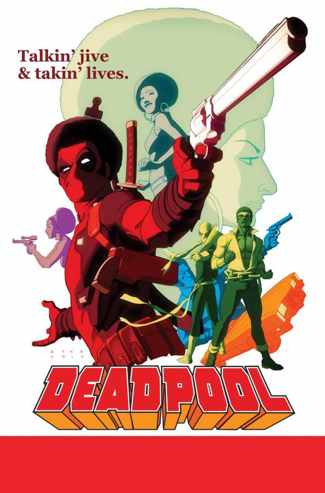 Groovy Deadpool #1 (True Believers)