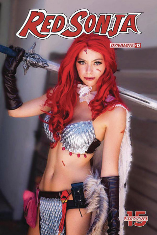 Red Sonja #12 (Cosplay Cover)
