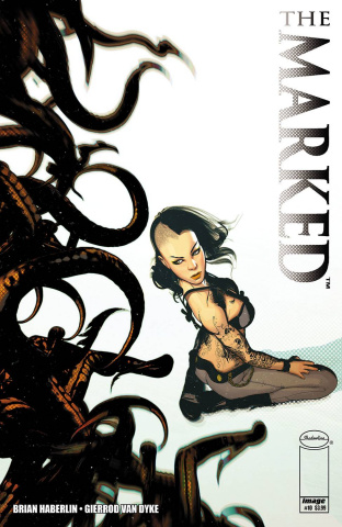 The Marked #10 (Haberlin Cover)