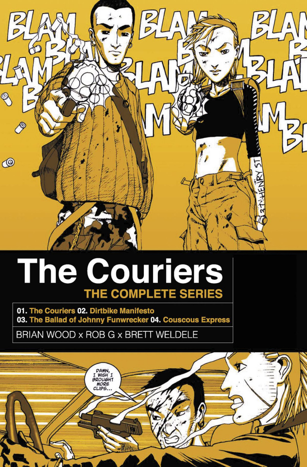 The Couriers Complete Collection