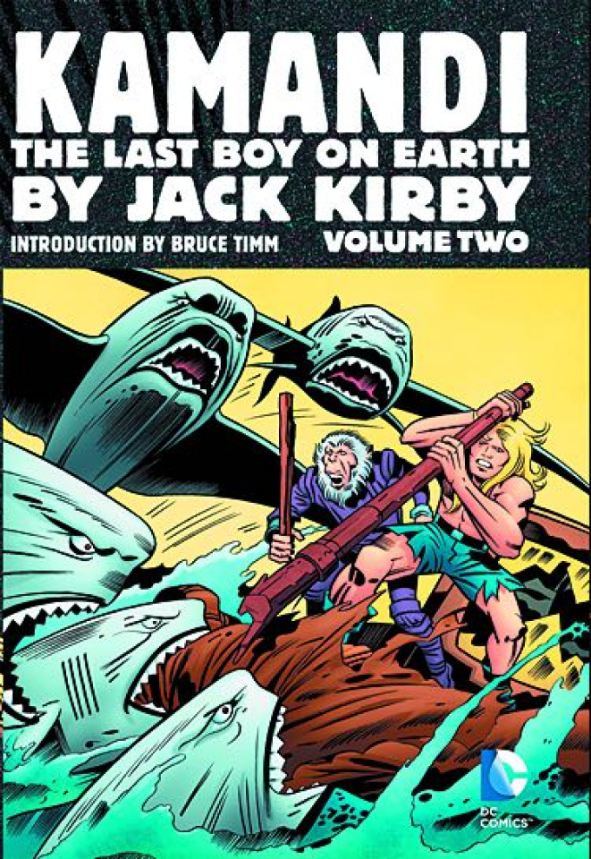 Kamandi: The Last Boy on Earth Vol. 2 (Omnibus)