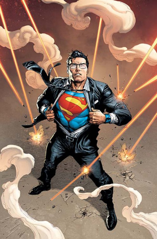 Action Comics #961 (Variant Cover)