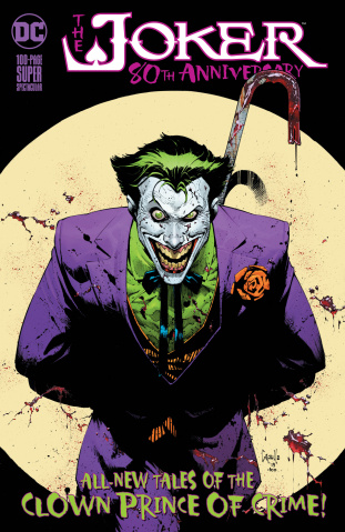 Joker 80th Anniversary 100 Page Super Special #1