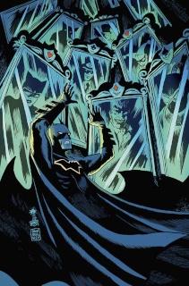 All-Star Batman #8 (Francavilla Cover)