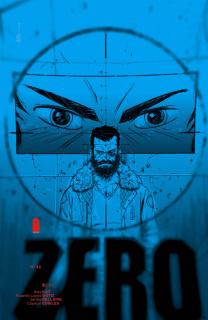 Zero #11 (Ortiz & Muller Cover)