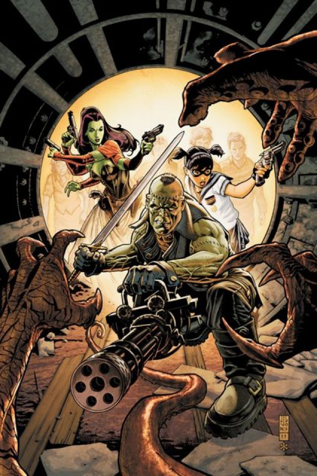 Frankenstein: Agent of S.H.A.D.E. Vol. 1: War Monsters