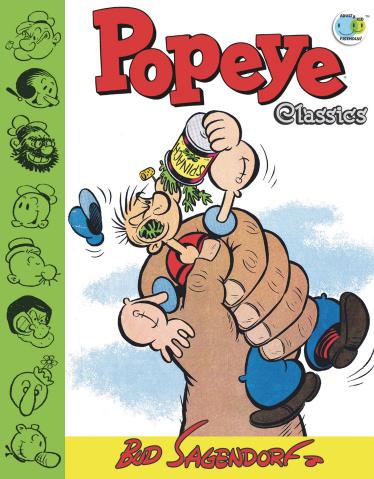 Popeye Classics Vol. 11