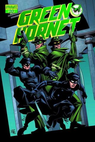 The Green Hornet #20