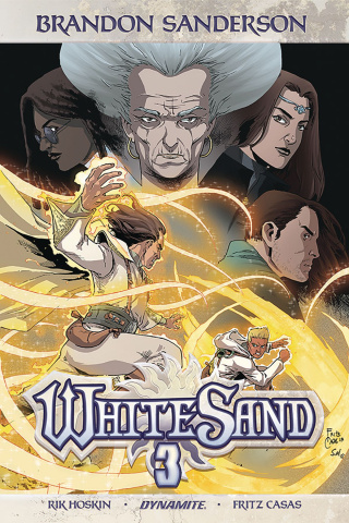 White Sand Vol. 3 (Sanderson Signed Edition)